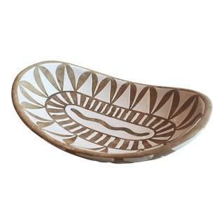 Sgraffito Design Handmade Italian Art Pottery