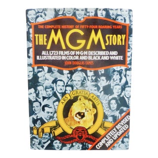 'The MGM Story' Book