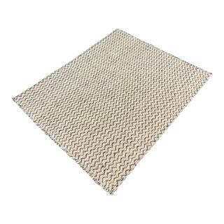 Brown Area Rug - 2′4″ × 2′10″