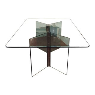 1970s Pace Modern Dining Table