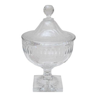 Limited Edition, Baccarat Candy Dish, circa 1910
