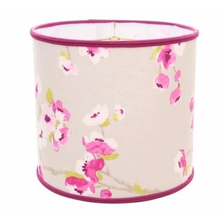 Braemore Round Blossom Lampshade