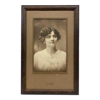 1918 Portrait Photograph