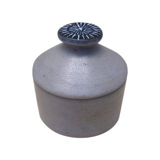 Hertha Bengtson Swedish Art Pottery Jar