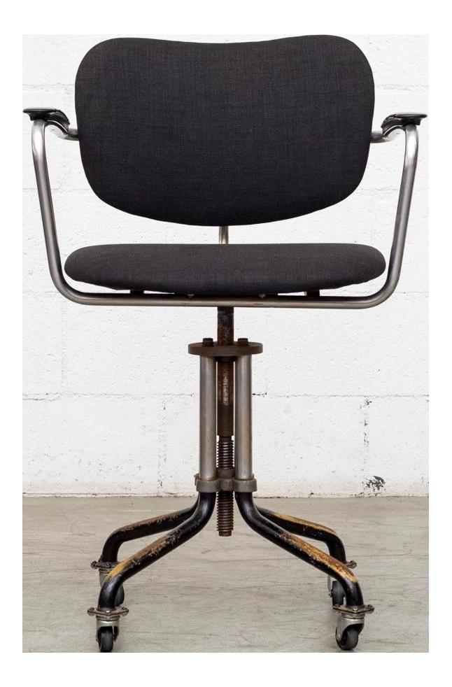 De Witt Industrial Rolling fice Chair