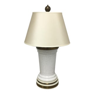 Contemporary Hart Stoneware Table Lamp