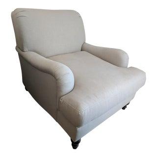 Pottery Barn Carlisle Upholstered Armchair