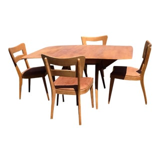 Hayward Wakefield Dining Set - Set of 5