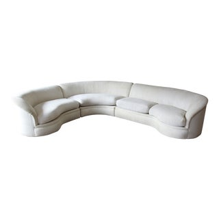 Vladimir Kagan for Directional 3-Piece Sectional