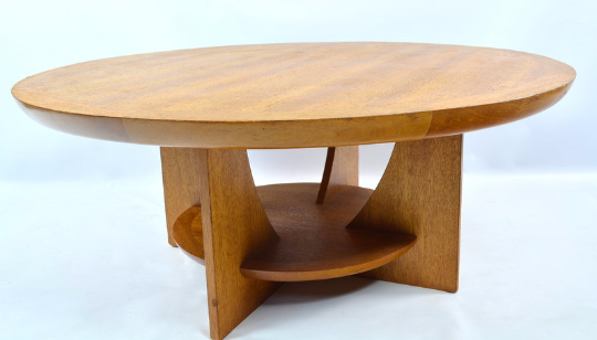 Alan Gelbin Mid Century Modern Cocktail Table   Image 3 Of 5