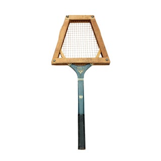Vintage Wilson Tennis Racquet