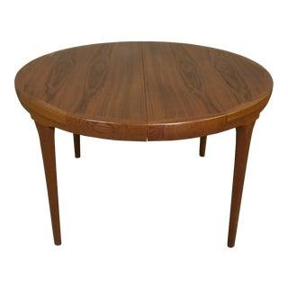 Danish Modern Ib Kofod-Larsen Extending Teak Dining Table
