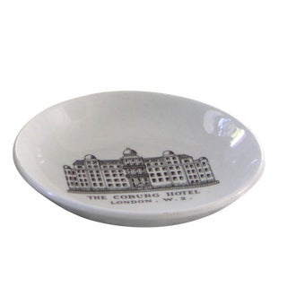 Coburg Hotel London Ashtray