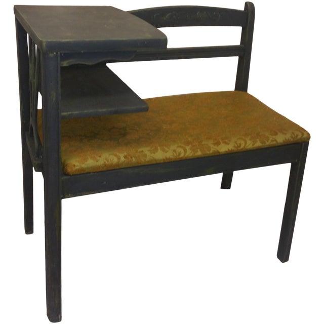 Vintage Gossip Chair - Image 1 of 5