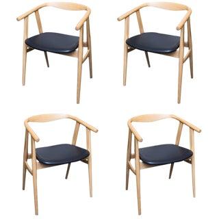 Hans Wegner 525 Chairs in Oak