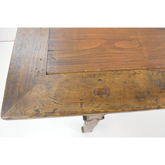 Rustic Antique Chinese Console Table - Image 3 of 10