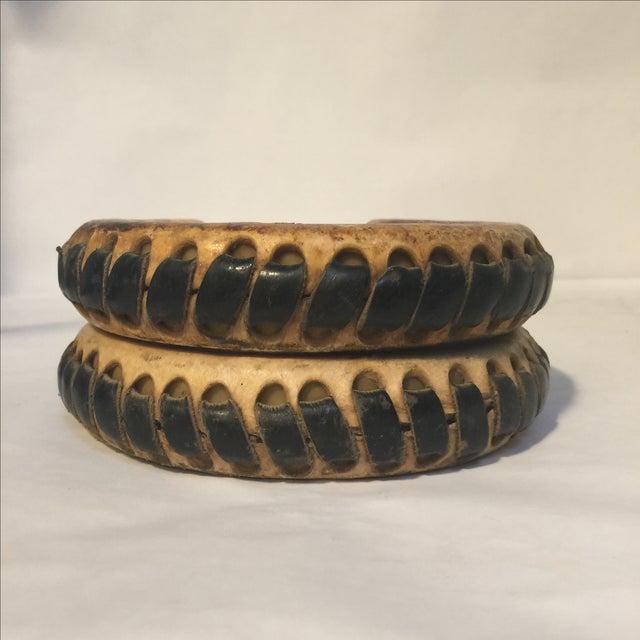 Leather Stirrups - Image 6 of 7