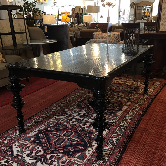 "Jayson Home ""Phillipe"" Dining Table - Image 4 of 11"