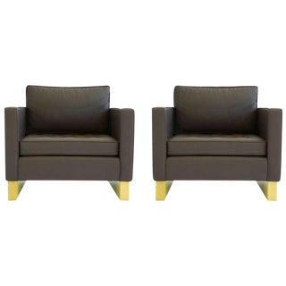 Pair of Mies Van Der Rohe Lounges