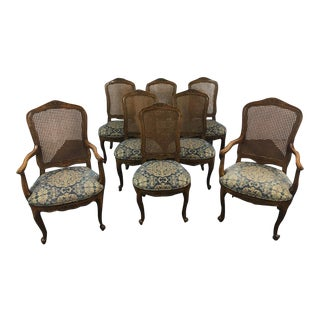 Henredon Dining Chairs - Set of 8