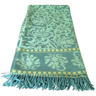 Anichini San Miguel Merino Wool Throw