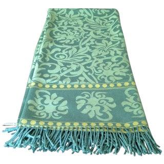Anichini San Miguel Merino Wool Throw