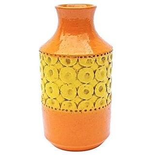 Mid-Century Modern Bitossi for Raymor Circles Vase