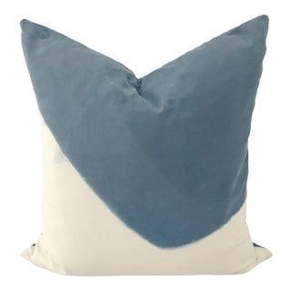 """Rene Shoemaker """"Sand & Sky"""" Silk Pillow"""