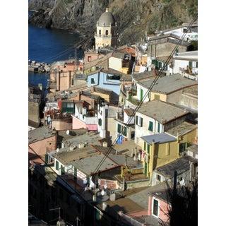 Cinque Terre, Italy Photograph b Josh Moulton