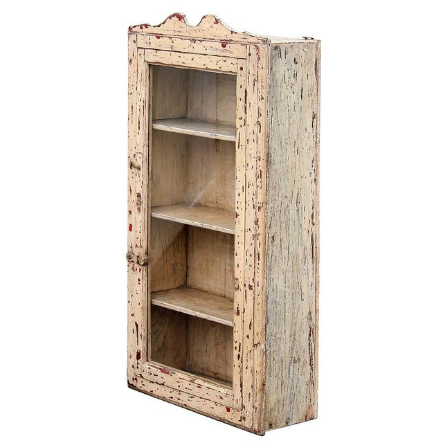 Buttercream Wall Hanging Cabinet - Image 1 of 5