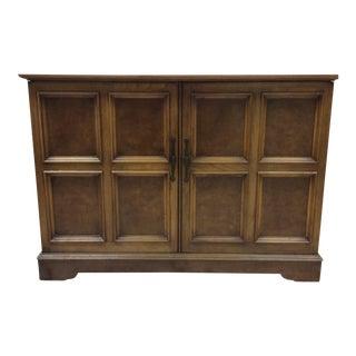 Burlwood Hall Cabinet