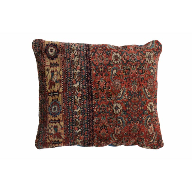 Vintage Floor Pillows : Antique Bijar Floor Pillow Chairish