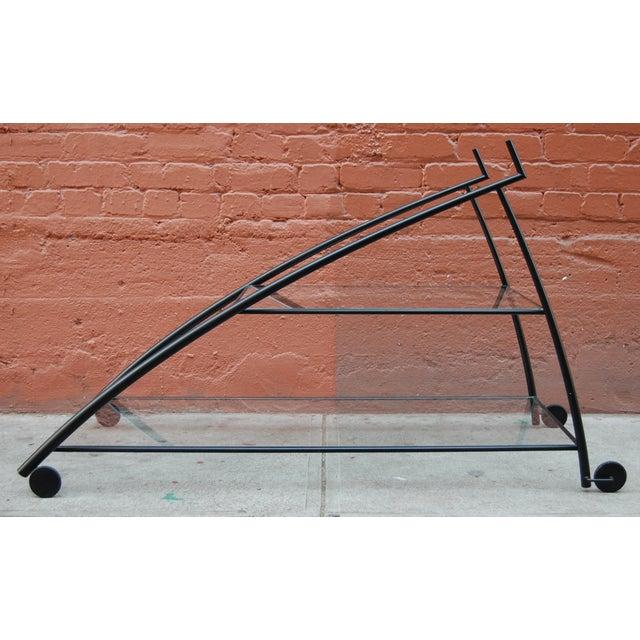 Modernist Bar Cart - Image 4 of 9