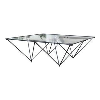Paolo Piva Architectural Alanda Coffee Table