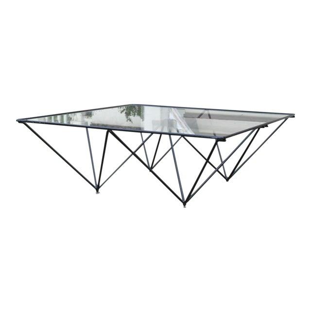 Paolo Piva Architectural Alanda Coffee Table - Image 1 of 11