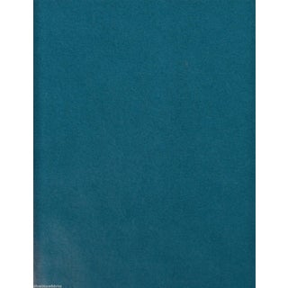 Bernhardt Focus Lagoon Blue Wool Fabric - 1.125 Yards