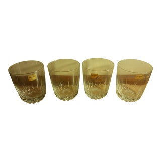D' Arques & Durand High Ball Glass Tumblers - Set of 4