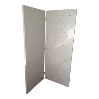 Jonathan Adler 2-Panel Folding Screen