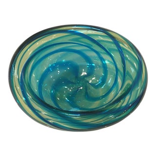 John Gecci Glass Bowl