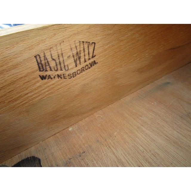 Basic Witz Mid Century Desk - Image 5 of 5