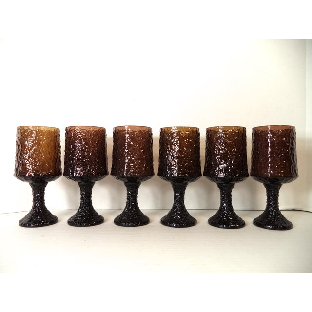 Image of Mid-Century Lenox Goblets - Set of 6