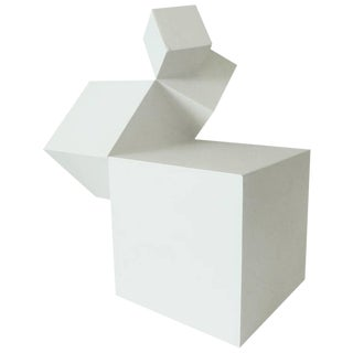 David John Barr Cubist Sculpture