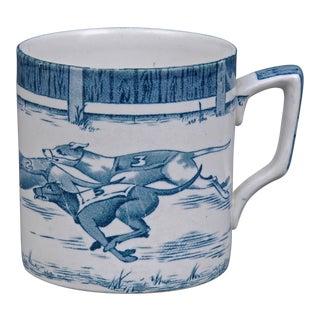 Staffordshire Greyhound Mug
