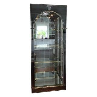Ello Mid-Century Curio Cabinet