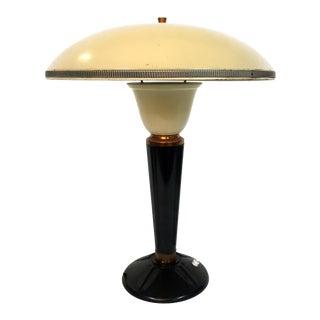 Jumo Art Deco Bakelite Lamp by