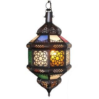Colorful Moroccan Lantern
