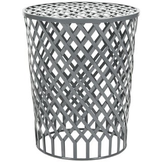Thor Welded  Iron Strips Stool