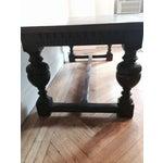 Image of Antique Tudor Table