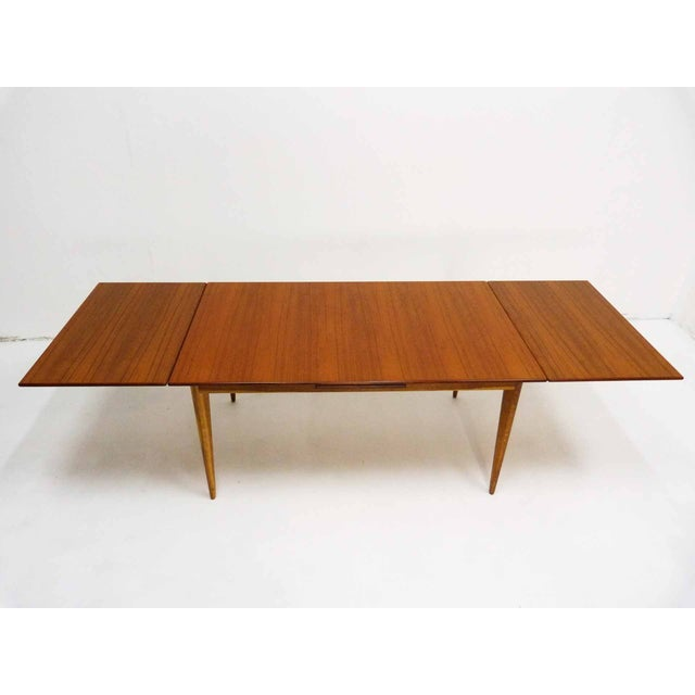 Image of J.O. Carlsson Teak Extension Dining Table