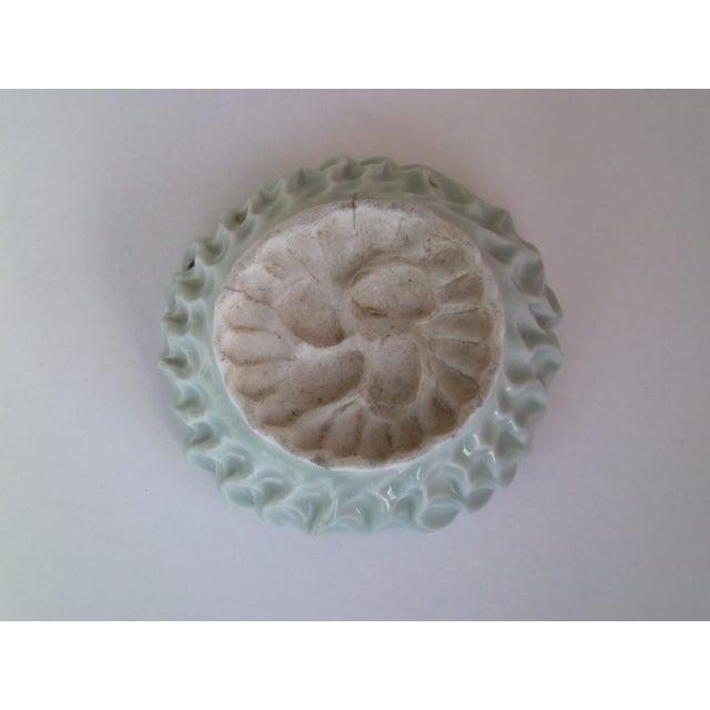 Image of Hand Formed Celadon Bowl